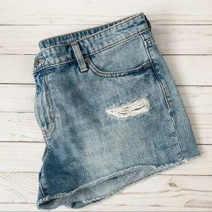 GAP Women's Sexy Boyfriend Shorts